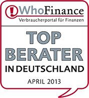 Top Finanzberater 2013