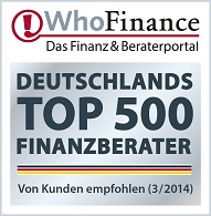 Top Finanzberater 2014 DPF Christian Schneider
