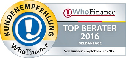Top Geldanlageberater 2016